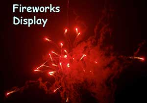 Fireworks Display 300