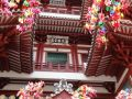 Buddha Tooth Relic Temple at Chinese New Year